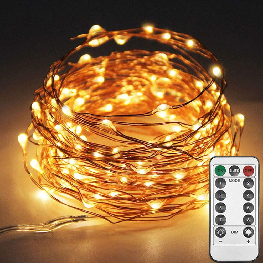 Starry Fairy Led String Lights Waterproof ft 100 Fashionable Mesa Mall Gotop 32.8