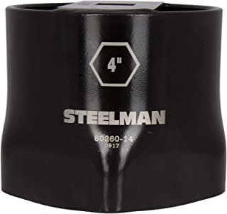 STEELMAN 60260-14 4-Inch 6-Point Locknut Socket, 3/4-Inch Drive
