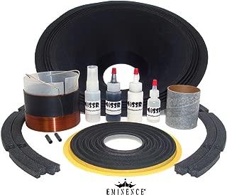 Genuine Eminence Kilomax 18A Speaker Recone Kit - OEM Factory Parts