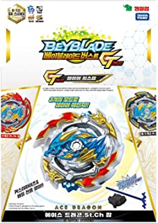 BelleJiu Young Toys Burst B-133 GT Starter Ace Dragon.St.Ch Zan