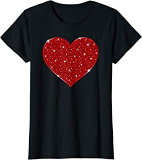 Best black heart t shirt Reviews