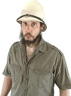 elope British Safari Pith Costume Helmet for Adults