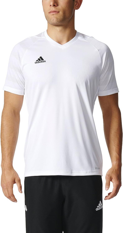 adidas Men's Tiro 17 Jersey (White, Medium ... - Amazon.com