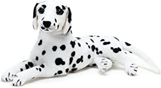 VIAHART Deb The Dalmatian | 20 Inch Stuffed Animal Plush | by Tiger Tale Toys