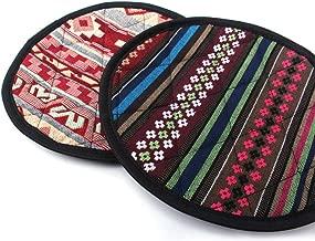 Color : A, Dimensione : 120 * 180cm Antisdrucciolevole Molle Living Room Divano Tavolino Pad casa Comodino Coperta XUANLAN Retro Tappeti Vento Etnici