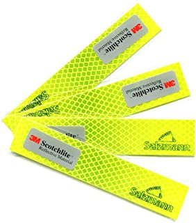 high visibility motorcycle helmet stickers