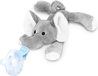 Zooawa bebek emziği Schnullertier Soothie Elefanten