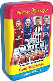 Match Attax - 2017/18 MEGA Tin