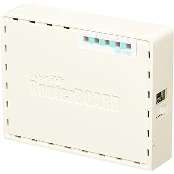 64MB RAM Mikrotik hEX Lite RB750r2 5x Ethernet 850MHz CPU RouterOS L4