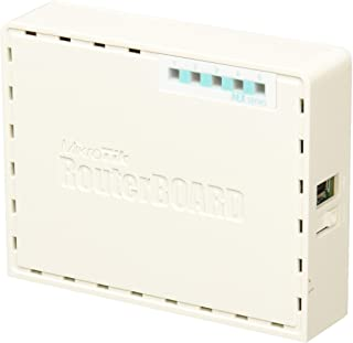 MIKROTIK RB750Gr3 Router with 16 MB Storage size