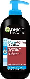 Garnier Pure Active Anti-Blackhead Charcoal Cleansing Gel