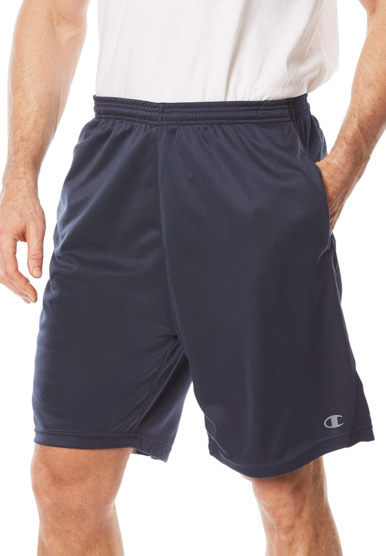 Champion Men's Big & Tall Vapor Performance Shorts by Champion - Big-XL, Navy