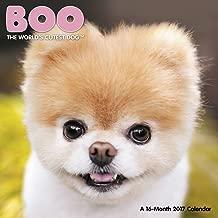 Boo Mini Wall Calendar (2017)