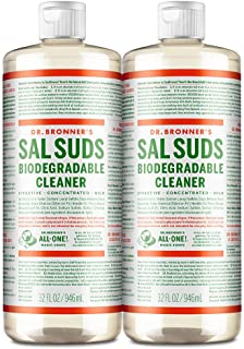 Dr. Bronner?s Sal Suds Biodegradable Cleaner - 32oz, 2 Pack