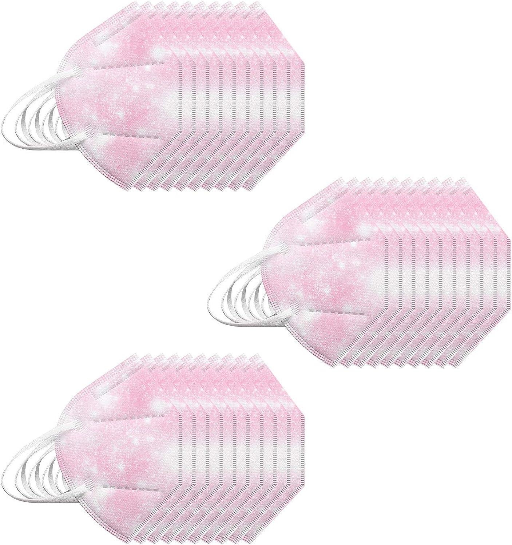 Supertong 10//20//30//40//50//100 St/ück Erwachsene Mundschutz 5 Lagige Atmungsaktiv Mund und Nasenschutz Bunte Tie-dye Druck Halstuch MNS Sсhutz/_
