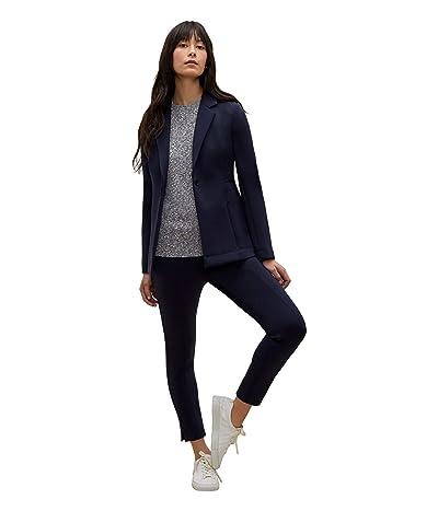 M.M. LaFleur Moreland Jacket Scuba (Galaxy Blue) Women
