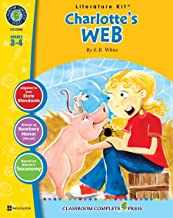 Charlotte's Web - Novel Study Guide Gr. 3-4 - Classroom Complete Press (Literature Kit)