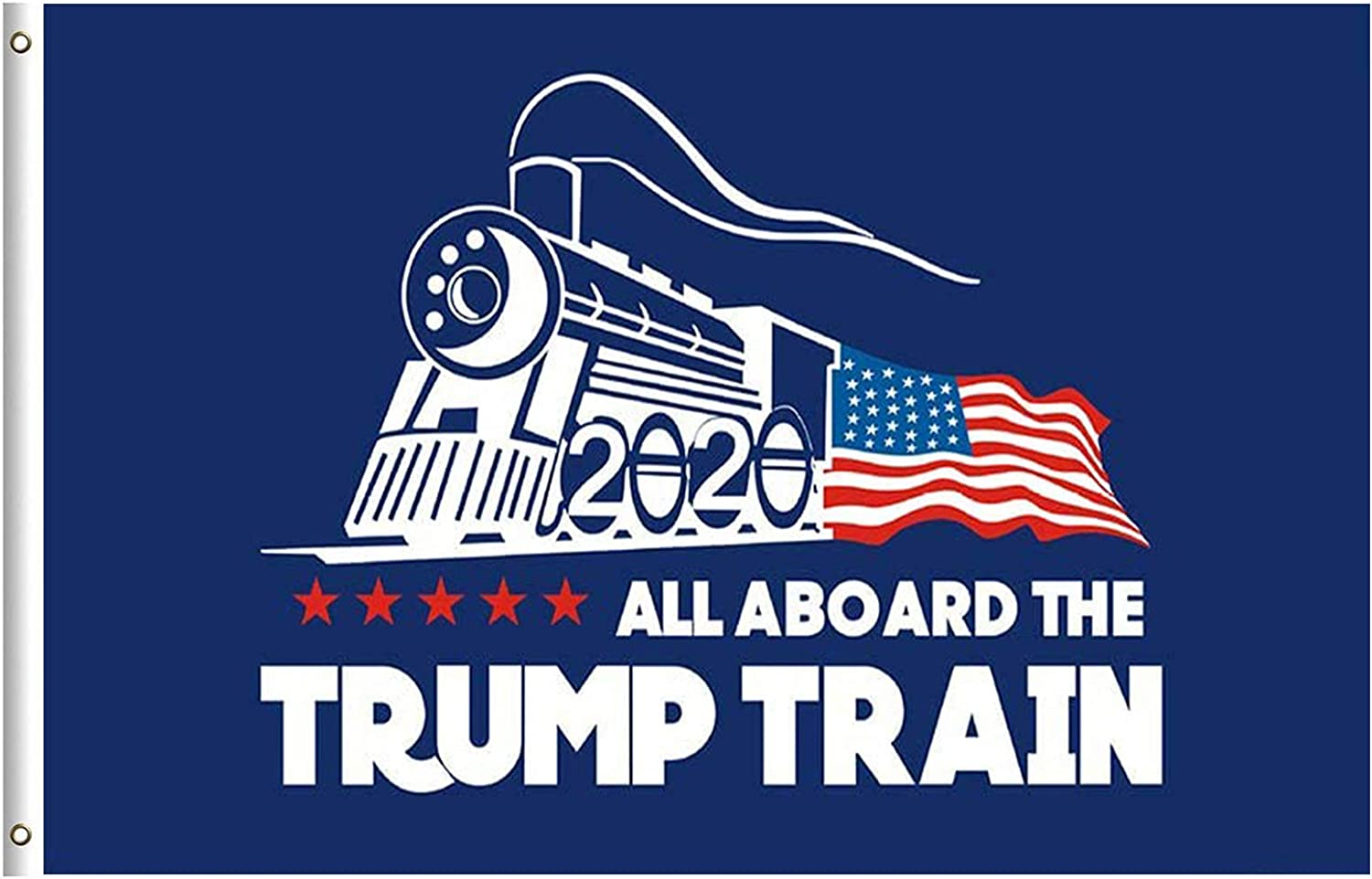 Trump Flag Train Donald Colorado Springs Mall Flags Direct sale of manufacturer 3 x 2020 5 with Banner feet