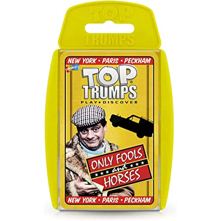 Only Fools and Horses Top Trumps