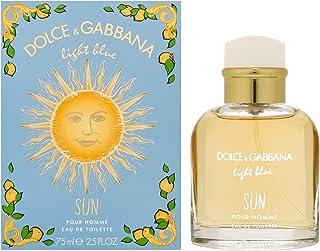 Dolce & Gabbana Light Blue Sun Pour Homme Edt Vapo 75 Ml