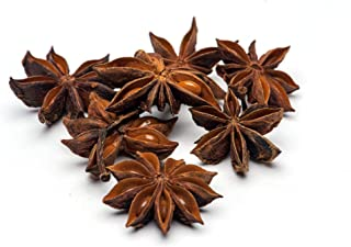Slofoodgroup Whole Star Anise - For Cooking, Pickling and Spice Mixes - 8 Ounces