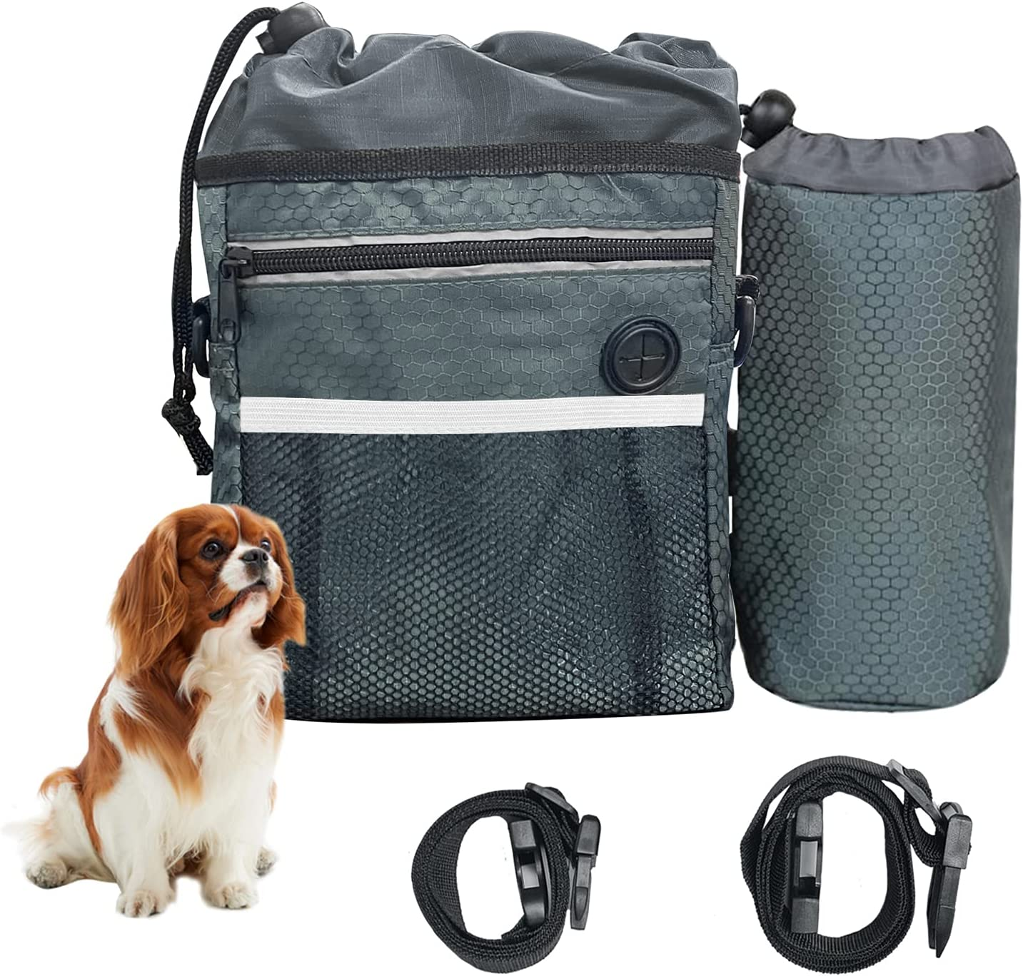 YUKOOL Dog Treat Brand new Pouch Bag Adjustable Waistband B Surprise price with