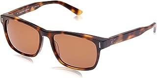 Calvin Klein Plastic Frame Brown Lens Ladies Sunglasses LCK8548S5717218