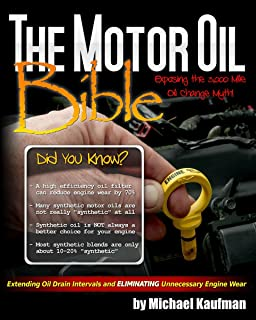The Motor Oil Bible