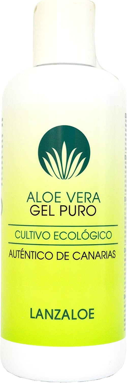 Lanzaloe Gel Puro de Aloe Vera 250 ml