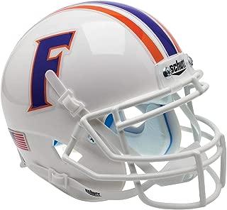 Florida Gators Schutt White Mini Football Helmet - College Mini Helmets