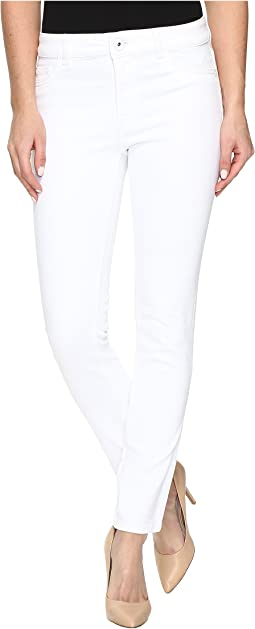 DL1961 Margaux Instasculpt Ankle Skinny in Porcelain
