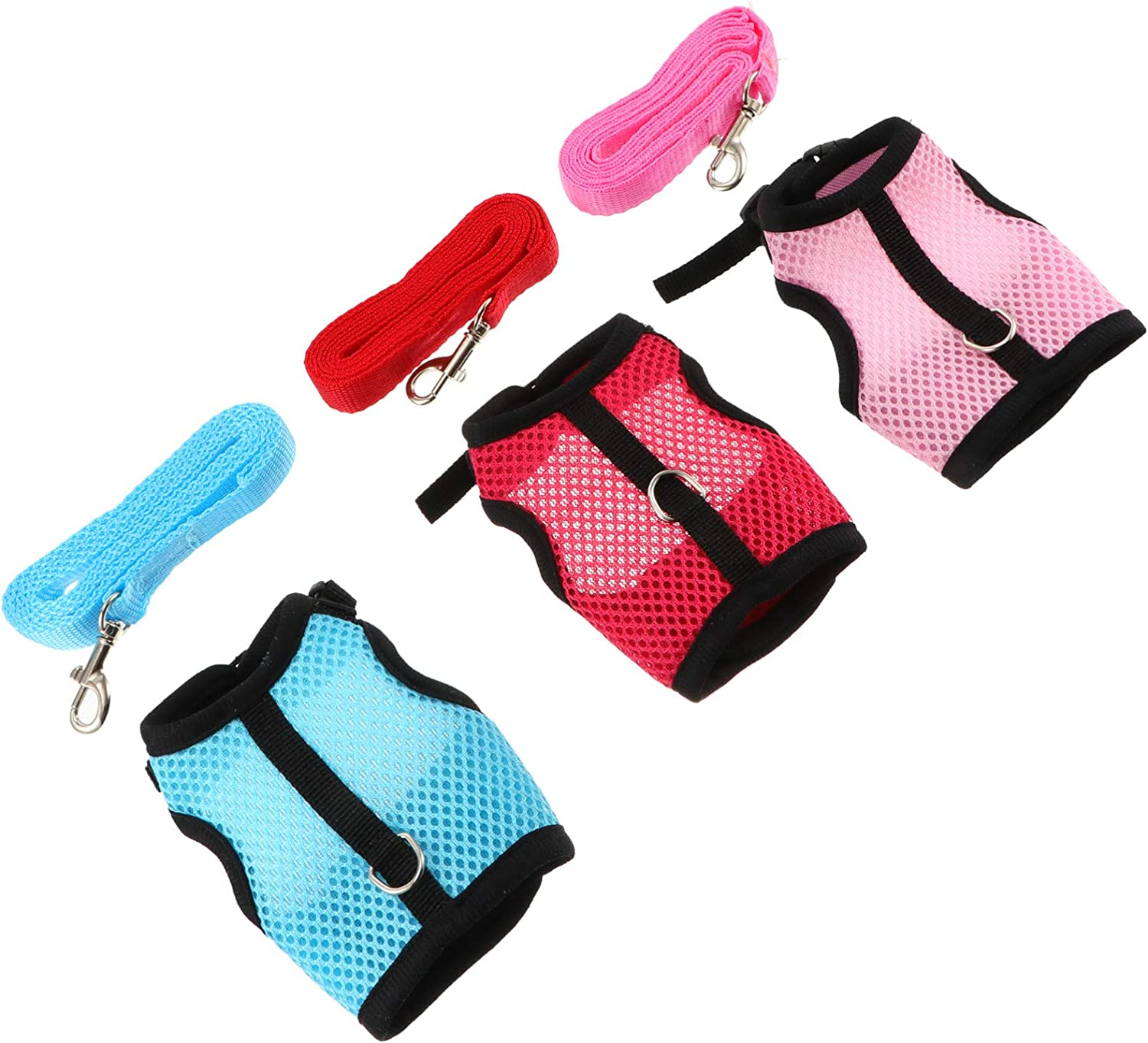 Ranking TOP20 POPETPOP 3 Sets of Rabbit Kitten Harness All stores are sold Cat Running Bunny Leash