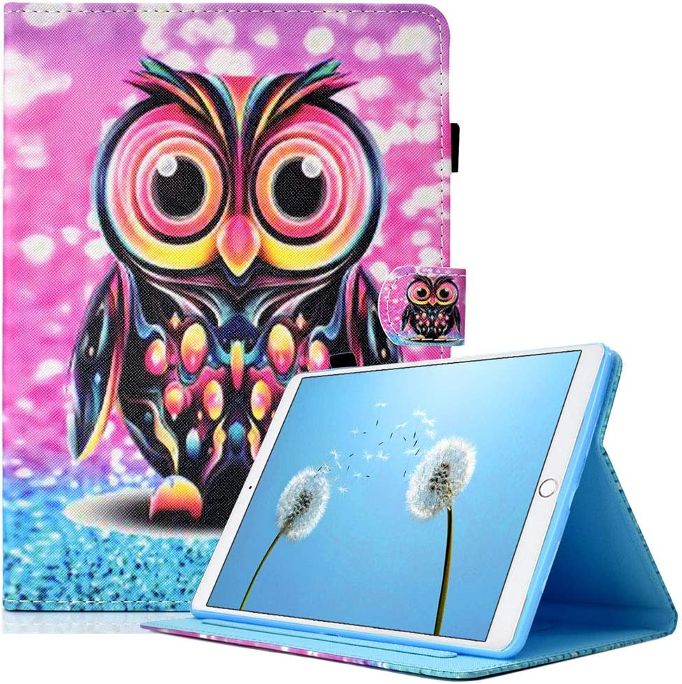 Billionn New iPad Pro 11 inch 2018 Case Not with Apple Pencil's Magnetic Attachment, Kids Slim PU Leather Soft TPU Inner, Stand Smart Cover Auto Wake/Sleep for Apple iPad Pro 11