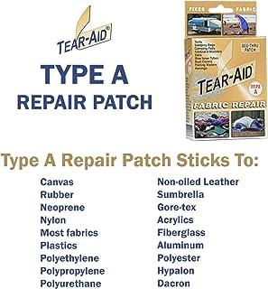 TEAR-AID Fabric Repair Kit, Type A