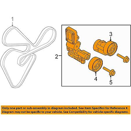 Genuine Hyundai 25281-2G652 Timing Belt Tensioner Assembly