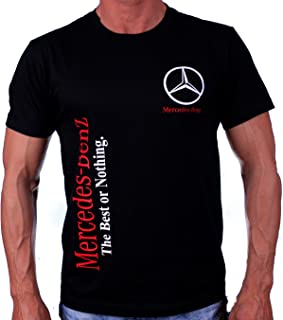 1290b79c6 OTO-MOTO T-Shirt Silver Star The Best Or Nothing Autocollants Feuille Noir  Logo