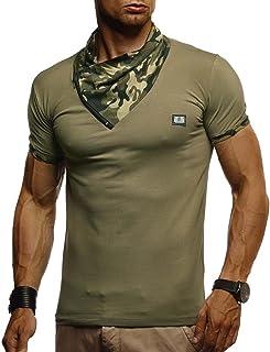 LONSDALE T-Shirt Hommes TShirt T Shirt Chemise Manches Courtes Poloshirt NOUVEAU single T M