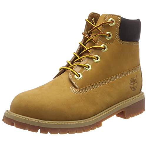 3eab8efd3bf Junior Timberland Boots: Amazon.co.uk