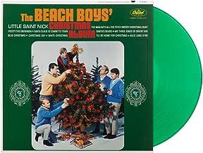 Beach Boys Christmas Album Mono Green Vinyl