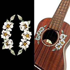 Explore stickers for ukuleles