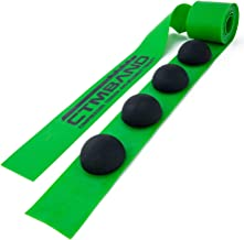 New First-of-Its-Kind Mobility Floss Band   Wrap & Relieve Sore and Tight Muscles   Trigger Point Therapy, Myofascial Release, Deep Tissue Massage, and Compression   CTM Band