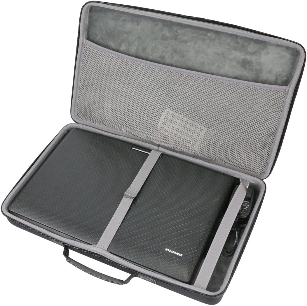 5 Max 68% OFF ☆ popular Hard Travel Case Replacement for Scree 13.3-Inch Swivel Sylvania