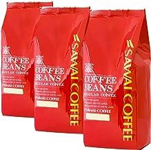 澤井珈琲 コーヒー 専門店 5分で実感 選べる挽き立ての甘い香りの極上のコーヒーセット ゴールデンブレンド 【 豆のまま 】