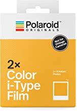 Polaroid Originals Instant Color Film for I-Type - Double Pack, 16 Photos (4836)