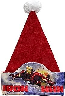 iron man santa