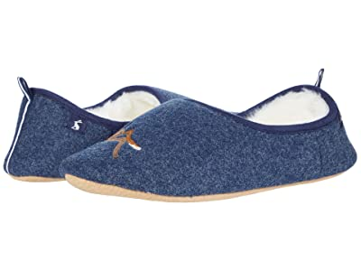 Joules Slippet (Navy Hare) Women