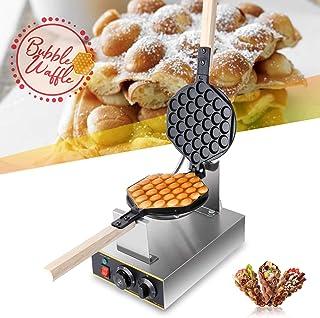 110V-220V ELETTRICO BUBBLE UOVO CAKE MAKER WAFFLE padella da cucina macchina utensile