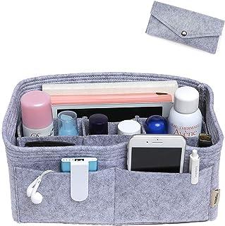 IN Felt Purse Organizer,Handbag Organizer Insert for Speedy 30 Purse Liner
