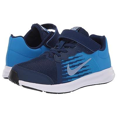 Nike Kids Downshifter 8 (Little Kid) (Blue Void/Indigo Fog/Photo Blue) Boys Shoes