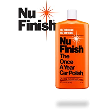 Nu-Finish NF-76 Liquid Car Polish